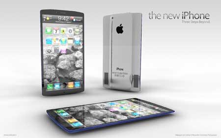 رؤية للتصور: الايفون الجديد سيبدو هكذا !