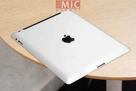 فيديـو استعراضـي وصور مسربه لـ الجهاز الجديــد ايبــاد  Everything about iPad 3
