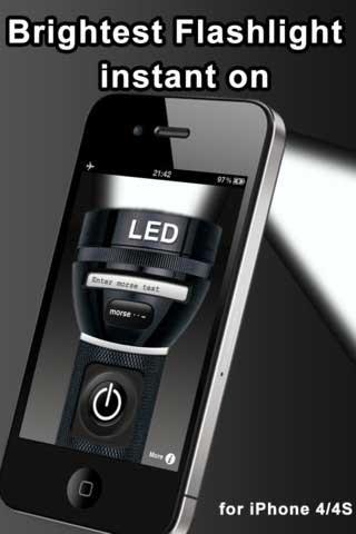 تطبيق Morse Light Pro المجاني