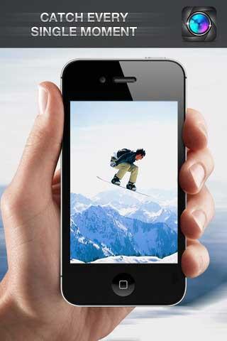 تطبيق Photobrust لهواة التصوير المميز