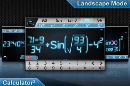 تطبيق Calculator3