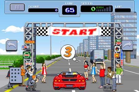 لعبة Final Freeway