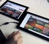 صورة فيديو: مقارنة مصورة بين ويندوز 8 ونظام أبل