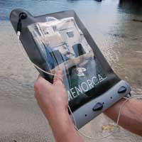 Photo of غلاف جديد لجهاز الايباد يحميه من الماء