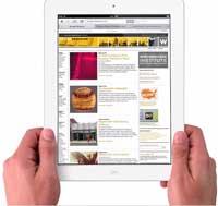 صورة مع طرح الايباد الجديد – تحديث نظام iOS وكذلك الايتونز ومفاجأة أخرى!