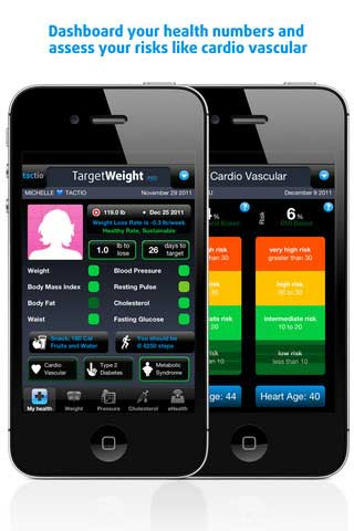 تطبيق TargetWeight PRO
