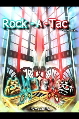 لعبة Rock-a-Tac Free للتسلية