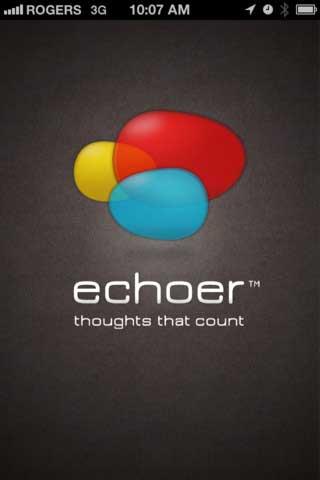 تطبيق Echoer
