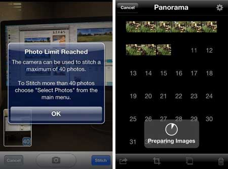 كيف نلتقط صورة بانوراما بواسطة الايفون؟