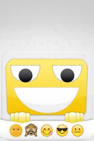 تطبيق New Emojiz – اشكال وابتسامات جديدة