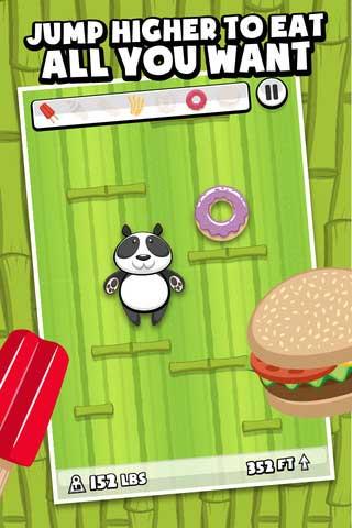لعبة لا تطعم الباندا