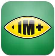 صورة تطبيق IM+ بالعربية لمختلف انواع التواصل والدردشة