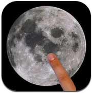 تطبيق صور حية وعالية الجودة بشكل القمر يوميا
