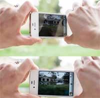 Photo of كيف نلتقط صورة بانورامية بواسطة الايفون؟