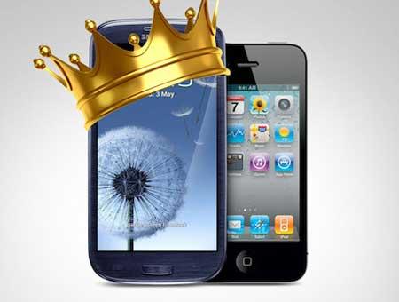 الملك الجديد حتى يظهر الايفون الجديد !