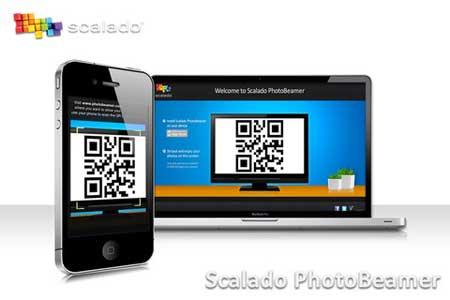تطبيق Scalado PhotoBeamer