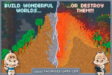لعبة The Sandbox