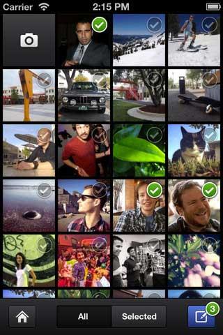 تطبيق Facebook Camera