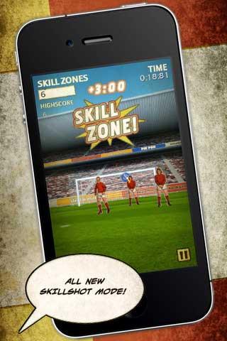 لعبة Flick Kick Football Kickoff مجانا