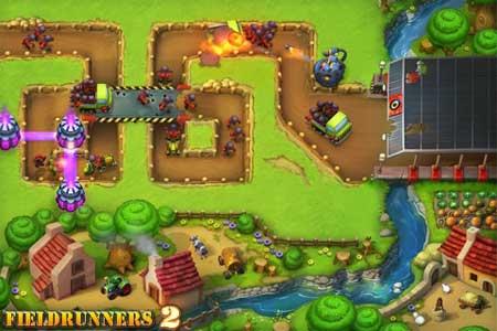 لعبة Fieldrunners 2