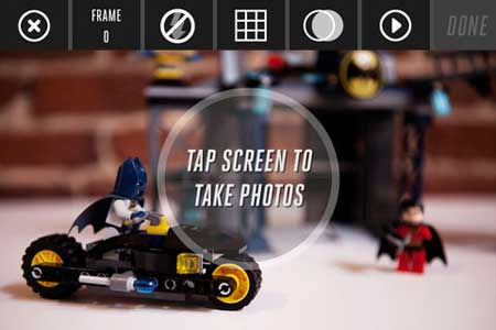 تطبيق: Lego Super Hero Movie Maker