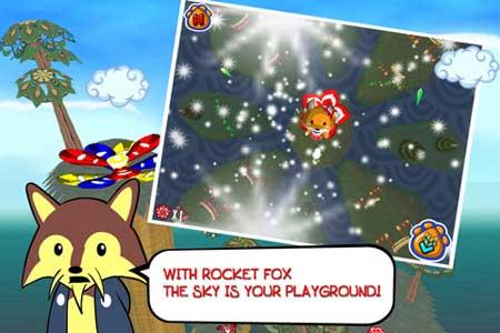 لعبة Rocket Fox