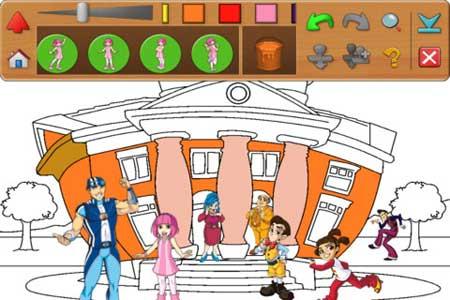 تطبيق Doodle Tales