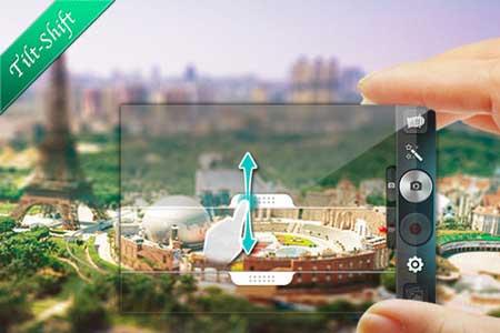 تطبيق PowerCam للتصوير المهني