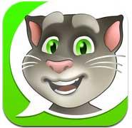 تطبيق Tom`s Messenger