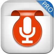 تطبيق Recording Pro