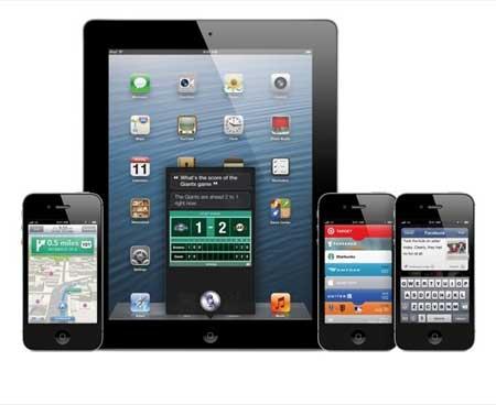 كل ما اردت معرفته عن الجديد في نظام التشغيل iOS 6