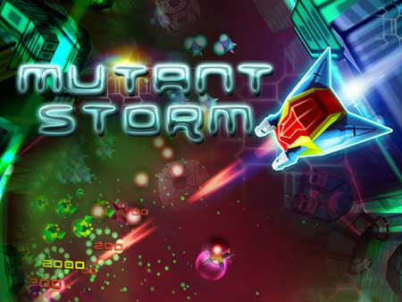 لعبة Mutant Storm