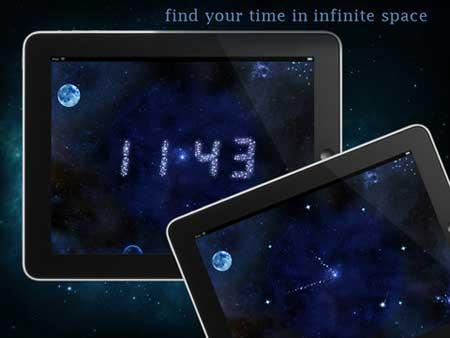 تطبيق Natural Clocks HD