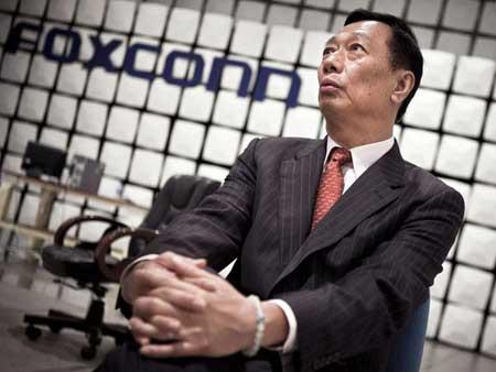 مدير شركة فوكسكون: الايفون 5 سيقضي على جالكسي اس 3