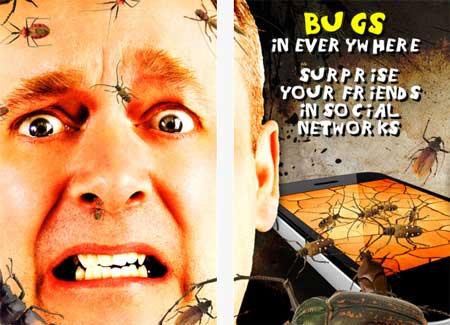 تطبيق The Bugs Show