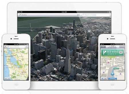 جوجل تعتزم اطلاق تطبيق خرائط رائعة لنظام ابل