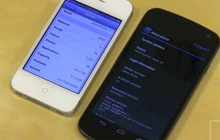 Siri من ابل مقابل Voice Search من جوجل