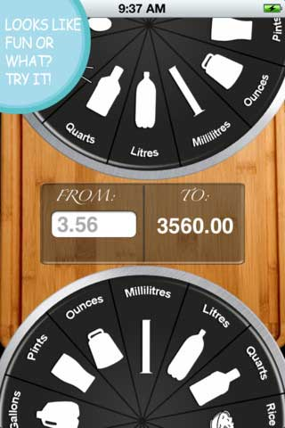 تطبيق Kitchen Dial