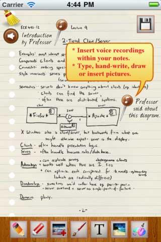 تطبيق Sound Note