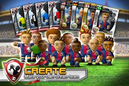 تطبيق كروي آخر: Big Win Soccer