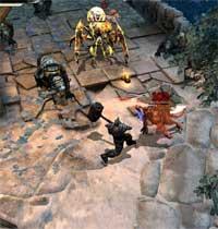 صورة اصدار جديد من لعبة Dungeons في طريقه الينا