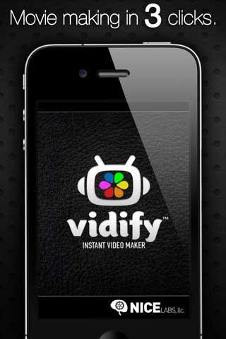 برنـــامج Vidify لـ اضافة خلفيه صوتيه لتسجيل الفيديو