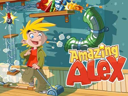 لعبة Amazing Alex