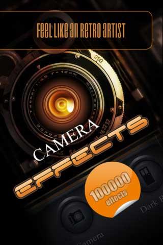تطبيق Effects Camera