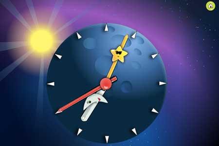 تطبيق النجمة والقمر – مجانا للاطفال