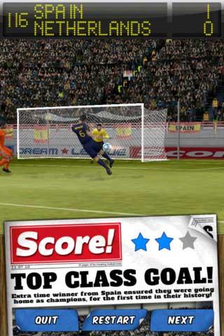 لعبة Score! Classic Goals