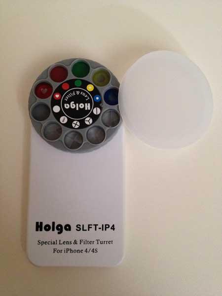 تعرف على Holga الكساء الغريب لجهاز الايفون