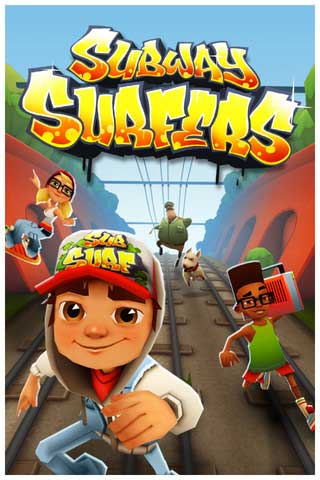 لعبة Subway Surfers