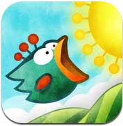 لعبة Tiny Wings
