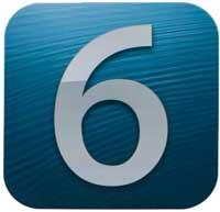 جديد النسخة التجريبية الثالثة من نظام iOS 6 من ابل